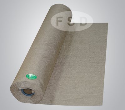 Fireproof Fabric With Steel Wire Reinforced