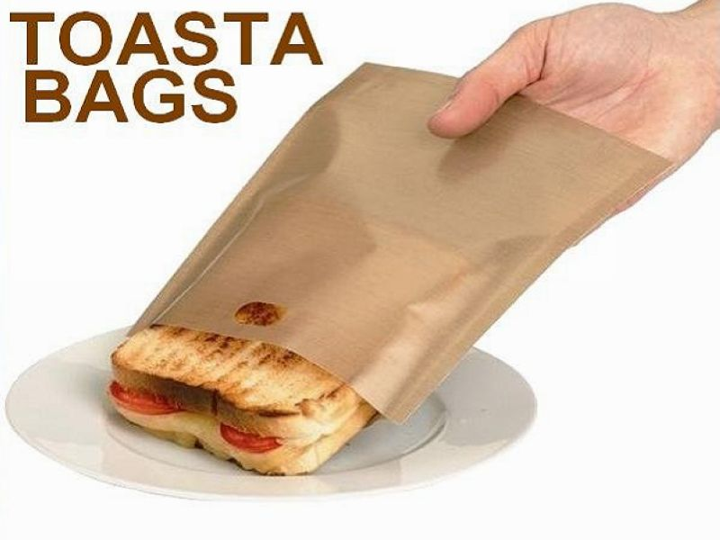 Reusable Non-stick Toaster Bag